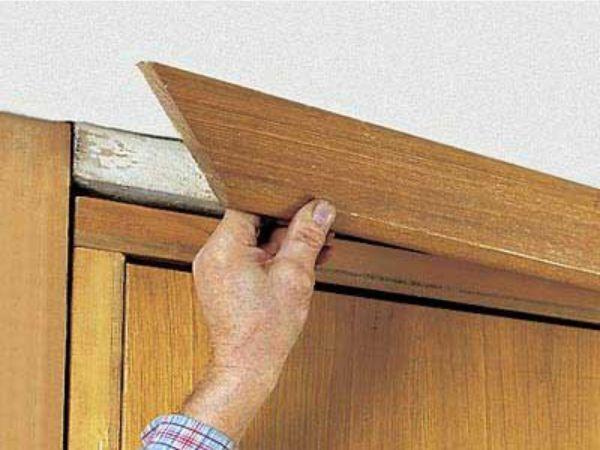 Аккуратный демонтаж дверей в короткие сроки