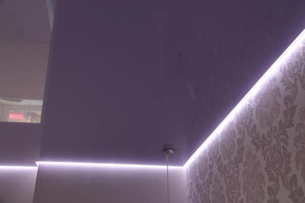 Монтаж светодиодной ленты в Харькове